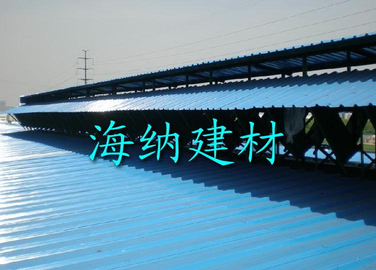 PVC塑钢瓦工程案例